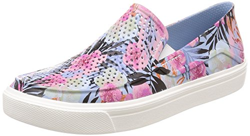 Crocs Damen Citilane Roka Graphic Slipon Synthetik Sneaker Tropical Floral Größe 34-35