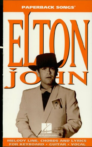 Elton John Songbook: Paperback Songs (English Edition)