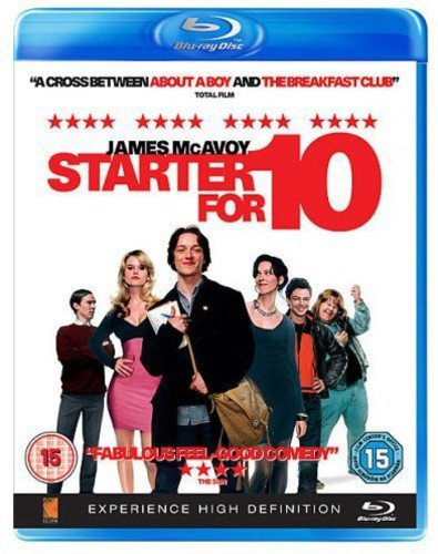 Starter for 10 [Blu-ray] by James McAvoy