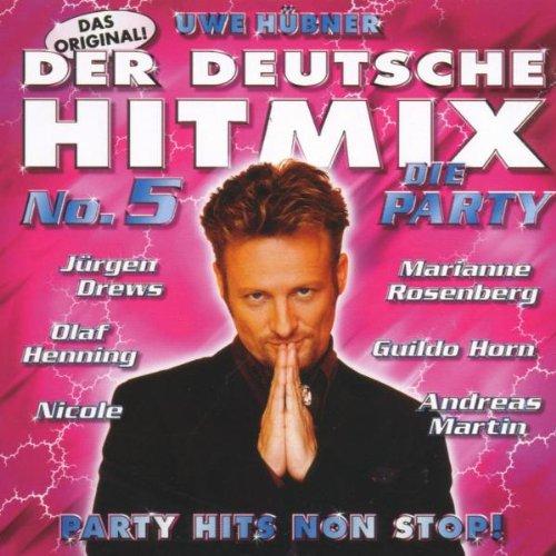 Uwe Hübner Der Deutsche Hitmix No. 5