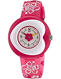 Zoop Analog White Dial Children's Watch-NKC4007PP01