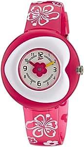 Zoop Analog White Dial Children's Watch - C4007PP01