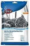Trixie Katzenklo-Beutel, Größe XL, 56 x 71 cm, 10 Stück