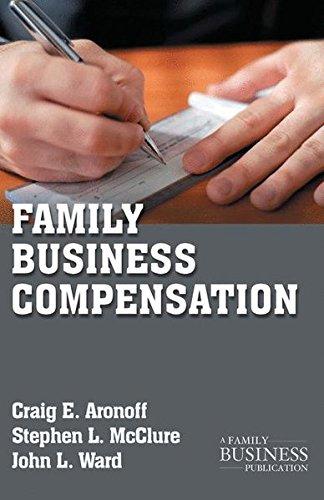 Family Business Compensation (A Family Business Publication)