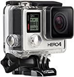 GoPro HERO4 Black Adventure Actionkamera (12 Megapixel, 41,0 mm x 59,0 mm x 29,6 mm) Bild 4