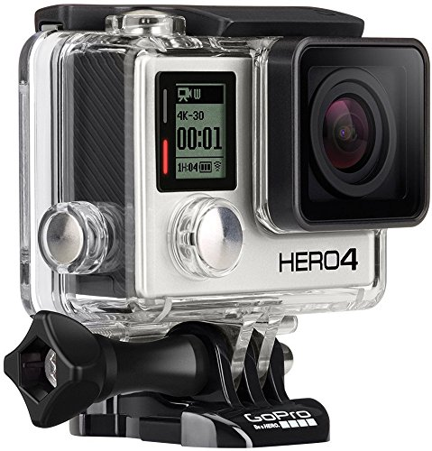 GoPro HERO4 Black Helmkamera - 4