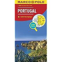 MARCO POLO Länderkarte Portugal 1:300 000 (MARCO POLO Länderkarten)