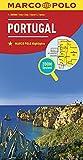 MARCO POLO Länderkarte Portugal 1:300 000 (MARCO POLO Länderkarten) - Collectif