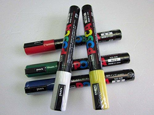 Easipet Queen Bee Marker Pen Set for Beekeeping, Set of 5 pens 4