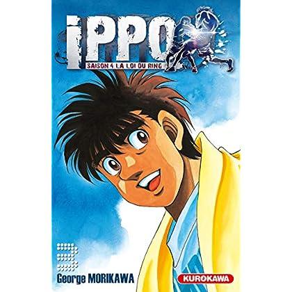Ippo - saison 4, La loi du ring - tome 03 (3)