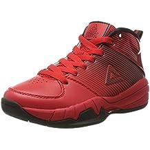 3d1d259401a Peak Sport Europe Basketballshoe Kids Weave Chaussures de Basketball Mixte  Enfant