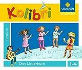 Kolibri - Musikbücher / Allgemeine Ausgabe 2012: Kolibri - Musikbücher: Kolibri: Liederbuch - Ausgabe 2012: Hörbeispiele zum Liederbuch 1-4