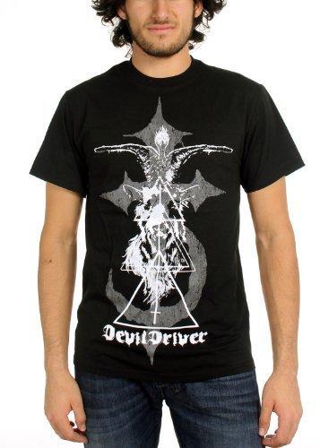 DevilDriver - Uomo Goat T-Shirt in Nero, XX-Large, Nero