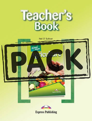 Pack: Agricultura. Teacher's Book