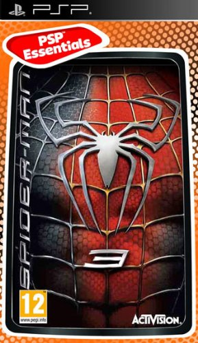 Spiderman Movie 3 PSP Essential