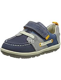 e3300b3ba91 Clarks Softlyboat FST, Unisex Babies' First Shoes - Sneakers