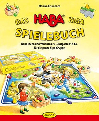 Haba 301169 - Kiga Spielebuch