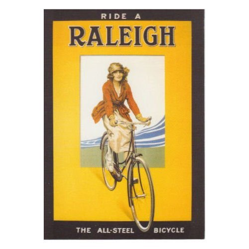 ride-a-raleigh-the-all-steel-bicycle-postcard-by-half-moon-bay