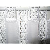 suchergebnis auf f r scheibengardinen 60 cm hoch k che haushalt wohnen. Black Bedroom Furniture Sets. Home Design Ideas