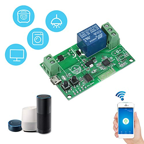 Für Sonoff DC5V USB5V Home Automation Smart WiFi Switch Wireless Relay Modul