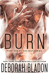 BURN (The HEAT Series Book 1) (English Edition)