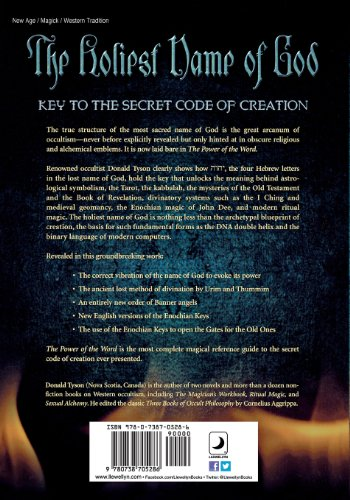 The Power of the Word: The Secret Code of Creation