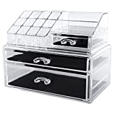 Songmics Cosmetic Organizer Scatola Organizzatore Make up Acrilico - Best Reviews Guide