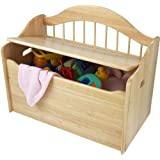 Limited Edition Toy Box on Casters - Natural