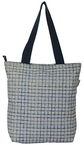 Pick Pocket Women's Tote Bag (Multi-Coloured, toin309)  available at amazon for Rs.199