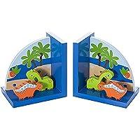Sujetalibros infantiles con diseño de dinosaurios para la habitación de los niños y bebés