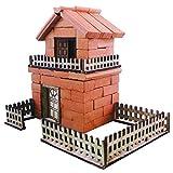 YeahiBaby Maqueta Castillo cerámica Juegos Bloques construcción...