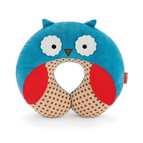 Skip Hop Zoo Kids Neck Rest Pillow Owl
