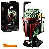 LEGO® Star Wars™ Boba Fett™ helm 75277 bouwset; Star Wars bouwset om te verzamelen, mooi cadeau voor Kerst, een verjaardag of als verrassing voor Star Wars fans vanaf 18 jaar (625 onderdelen)