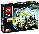LEGO Technic 2 Modelle in 1 - Teleskoplader + - LEGO 8045
