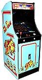Máquina Arcade G-68 Ms, Pac-Man con 412 Juegos