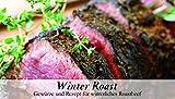 Winter Roast – 8 Gewürze für winterliches Roastbeef (42g) – in einem schönen Holzkästchen – mit Rezept und Einkaufsliste – Geschenkidee für Männer und Feinschmecker – von Feuer & Glas
