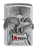 Zippo Eagle - Collection 2012 - Chrome brushed - Zippo-Art.-Nr.: 2.002.543