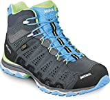 Meindl Schuhe X-SO 70 Lady Mid GTX Surround - türkis/anthrazit