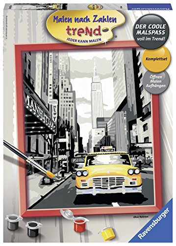 Ravensburger 28443 - Malen nach Zahlen- New York City