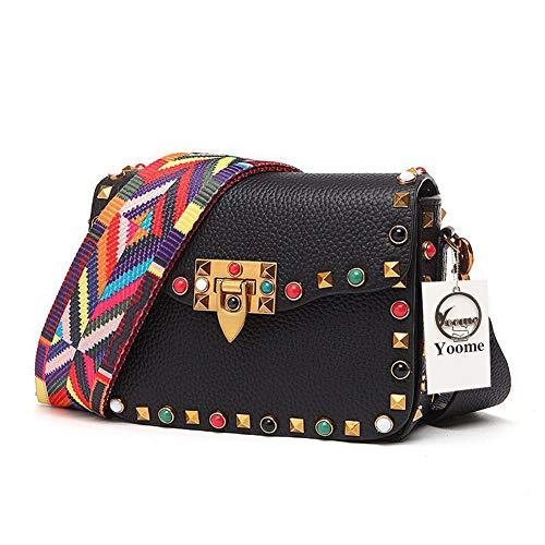 Yoome Mini Crossbody Bag Designer Embrayage pour Femmes...