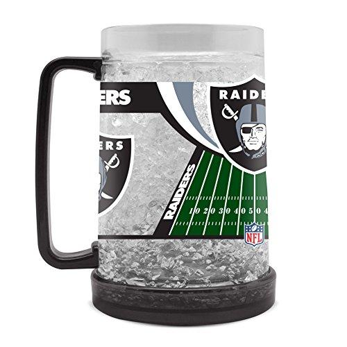 Sports Images Oakland Raiders Klauenhammer, Kristall Gefrierschrank Tasse