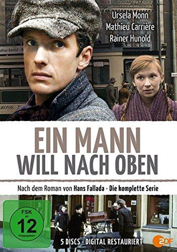 Bild von Ein Mann will nach oben - Die komplette Serie - Neuauflage [5 DVDs]