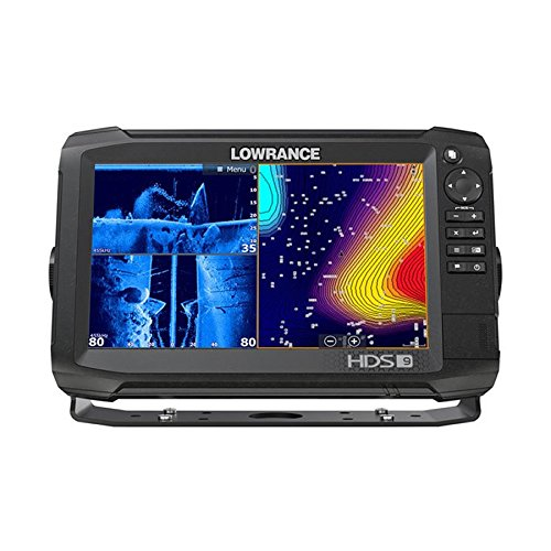 Lowrance HDS 9 Carbon Row (Lowrance Hds)