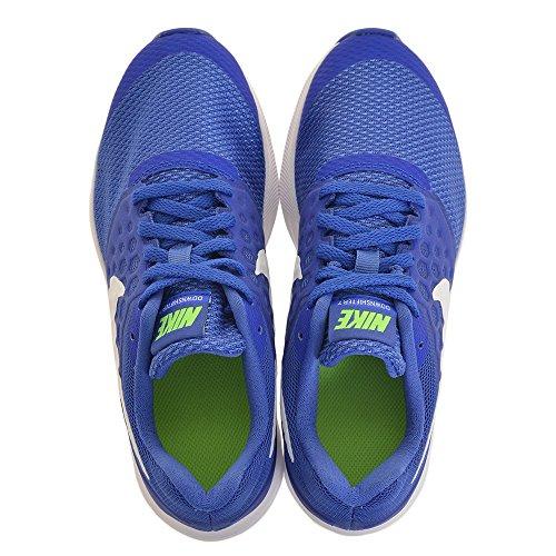 Nike Mens Air Max Full Ride Training 1.5 Mesh Trainers Mega Blue/White-green Strike-racer Blue