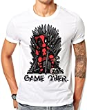 Deadpool / Game Of Thrones Parody - Game Over (Large)
