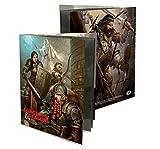 Amigo Spiel + Freizeit Ultra PRO 85279D e D Character Folio Dungeon Crawl, Carte Collezionabili gioco