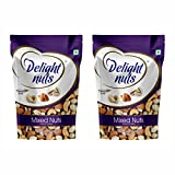 #6: Delight Nuts Mixed Nuts Roasted & Salted- 200gm (Pack of 2)