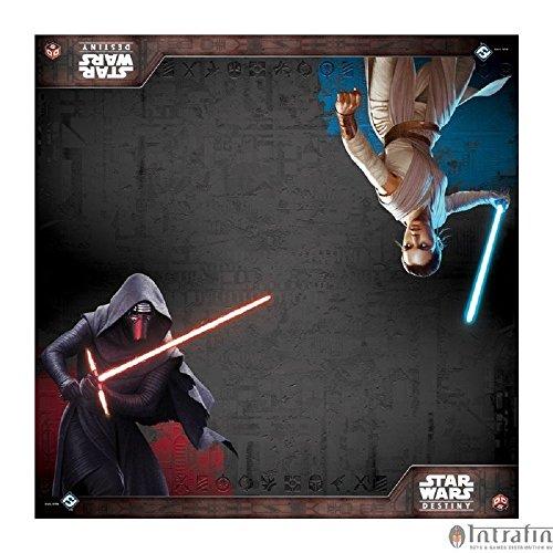 Preisvergleich Produktbild Star Wars Destiny Awakenings Two-Player Playmat
