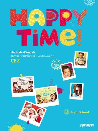 Happy Time - Pupils Book - Fichier élève