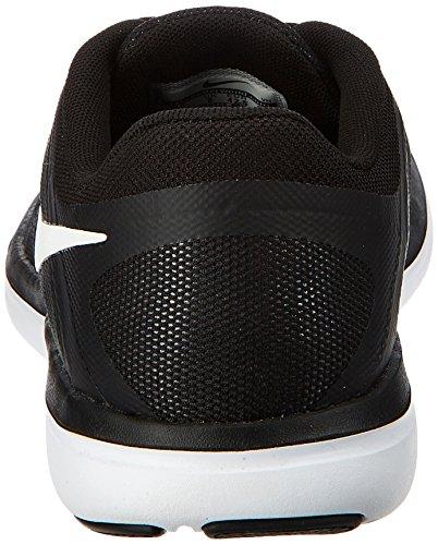 Nike Uomo Flex 2016rn Scarpe Da Corsa, Verde, Uk Black (001 Nero)